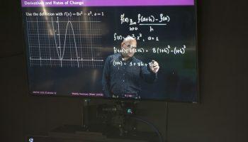 Amit Savkar in interactive video lesson